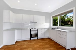 kitchen renos